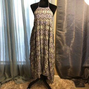 EUC Volcom Halter Dress